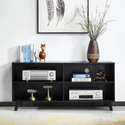 "Corner TV Stand for TVs up to 58"" - Wayfair"