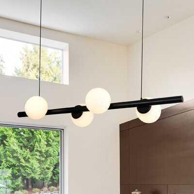 Capri 4-Light LED Novelty Chandelier - Wayfair