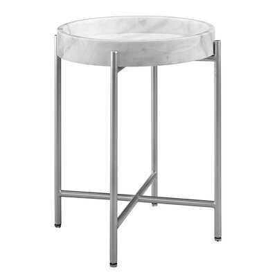 Kaeden Tray Top End Table - Wayfair