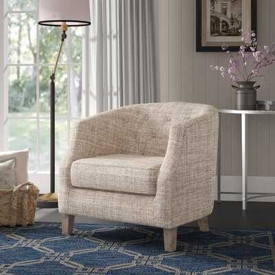 Brookhurst Barrel Chair - Birch Lane