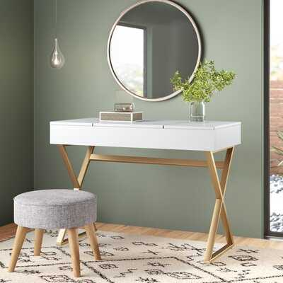 Farrah Vanity with Mirror - AllModern