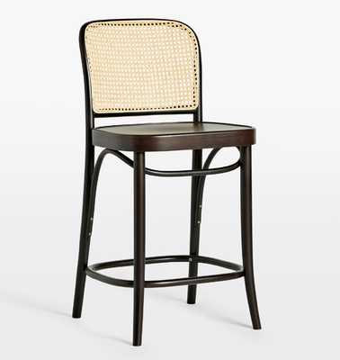 Ton 811 Caned Counter Stool - Rejuvenation