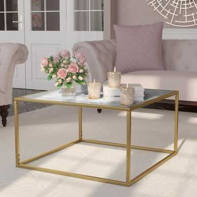 Theydon Coffee Table - Wayfair