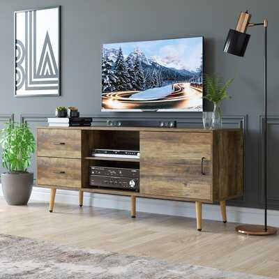 """Wisconsin Tv Stand For Tvs Up To 55"""" - Wayfair"""