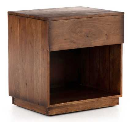 Parkview Reclaimed Wood Nightstand - Pottery Barn