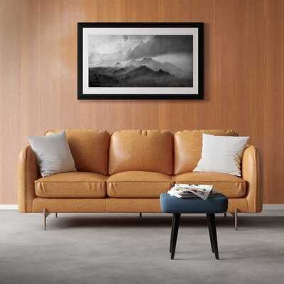 """Lapithos 77"""" Square Arms Sofa - AllModern"""