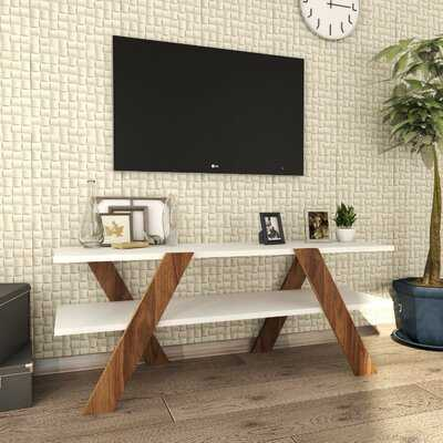 """Angelinea TV Stand for TVs up to 55"""" - Wayfair"""