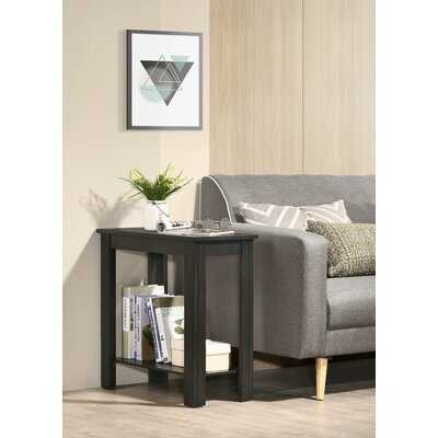Pagano 4 Legs End Table - Wayfair