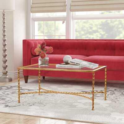 Carlin Coffee Table - Wayfair