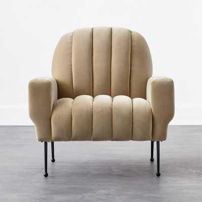 Ardis Tan Chair - CB2