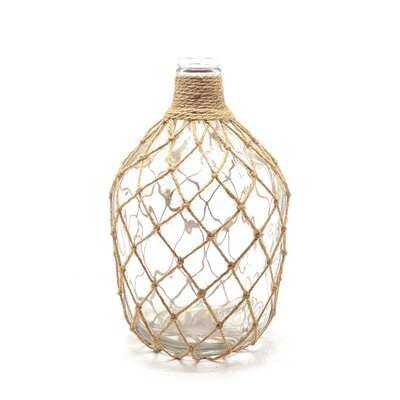 """Nyle Clear 15"""" Glass Table Vase - Wayfair"""