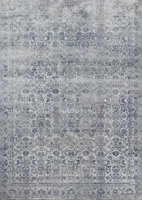 "Loloi Patina PJ-06 Sky / Stone 9'-6"" x 13' - Loma Threads"