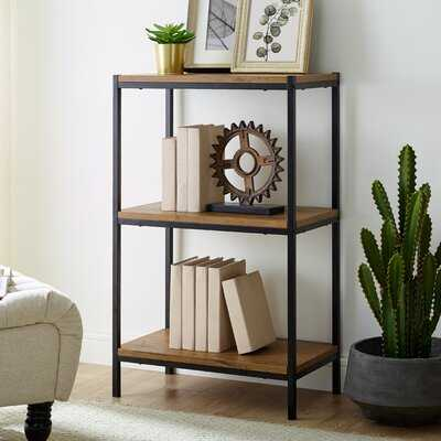 Harless Etagere Bookcase - Wayfair