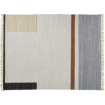 Array Handwoven Recycled Rug 8'x10' - CB2