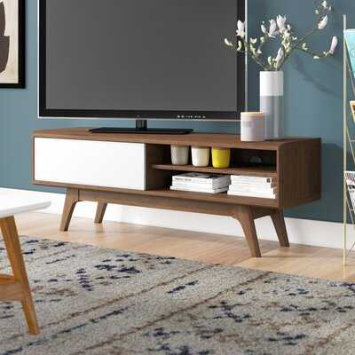"""Chew Stoke TV Stand for TVs up to 55"""" - Wayfair"""