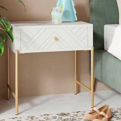 Delphos End Table - Wayfair
