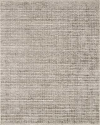 "Loloi Beverly BEV-01 Stone 2'-6"" x 9'-9"" - Loma Threads"
