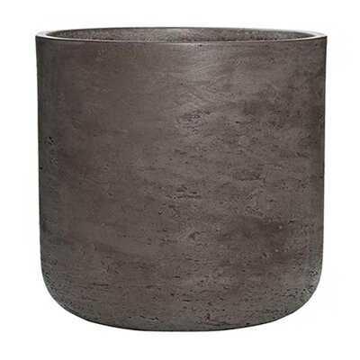 Petite Textured Fiberstone Pot Planter - AllModern