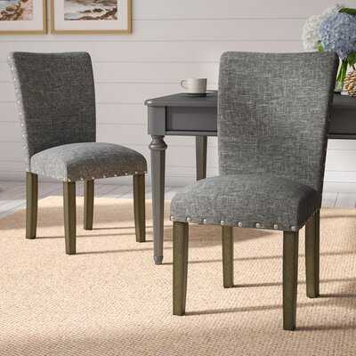 Saxis Upholstered Dining Chair - Wayfair