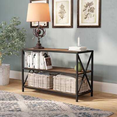 Augustus Etagere Bookcase - Wayfair