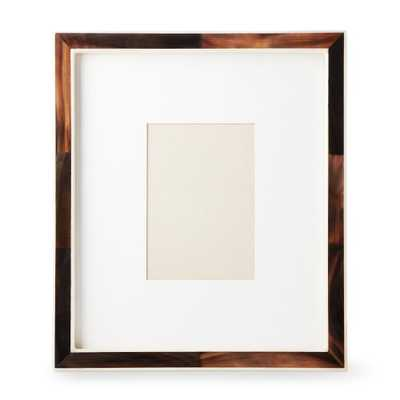 "Horn and Bone Gallery Frames, 5"" x 7"" - Williams Sonoma"