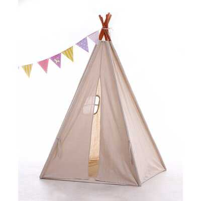 Play Teepee with Carrying Bag - Birch Lane