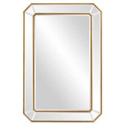 Briley Beveled Accent Wall Mirror - Wayfair