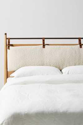 Hemming Boucle Headboard Cushion - Anthropologie