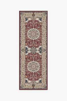 Washable Rug Cover & Pad | Sima Currant Rug | Stain-Resistant | Ruggable | 2.5'x7' - Ruggable