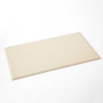 Global Views Refined Desk Blotter Color: Ivory - Perigold