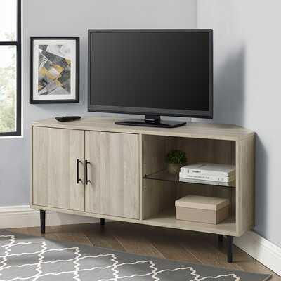 "Glenn Corner TV Stand for TVs up to 55"" - Wayfair"