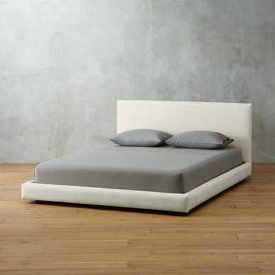 Façade Snow Queen Bed - CB2