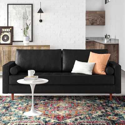 Ainslee Leather Sofa - AllModern