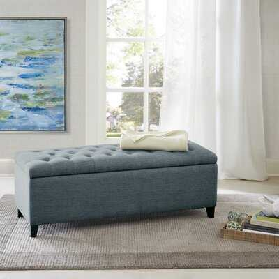 Darius Upholstered Storage Bench - Wayfair