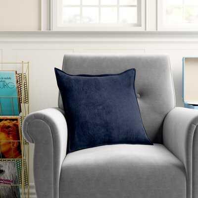 Bradford Cotton Throw Pillow Blue - Wayfair