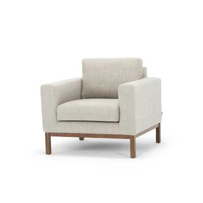 "36"" W Polyester Armchair - Wayfair"