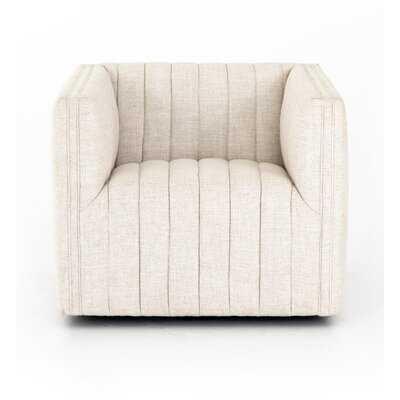 Elosie Swivel Armchair - Wayfair