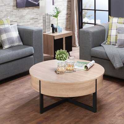 Molesley Round Coffee Table - Wayfair