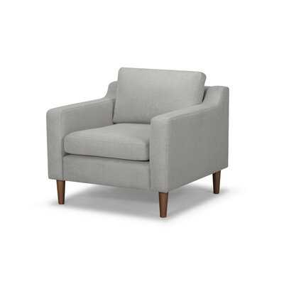 "31"" W Polyester Blend Club Chair - AllModern"