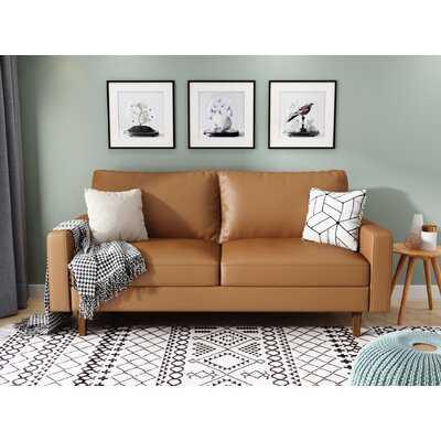 Glaucia 70'' Square Arm Sofa - Wayfair