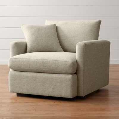 Lounge II 360 Swivel Chair - Crate and Barrel