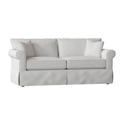 "84"" Rolled Arm Sofa - Wayfair"