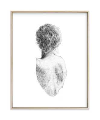Figure Drawing No.17 Art Print - Minted