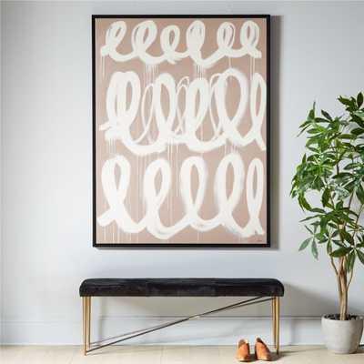 Swirly Painting - CB2