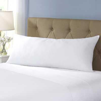 Wayfair Basics Medium Comfort Body Pillow - Wayfair