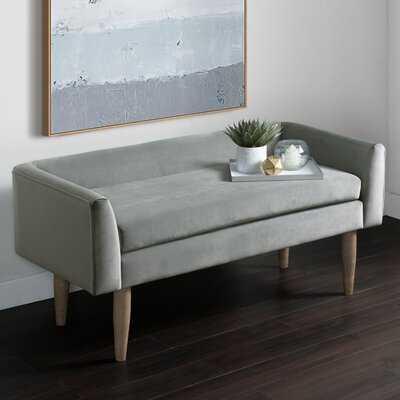 Khoury Upholstered Bench - Wayfair