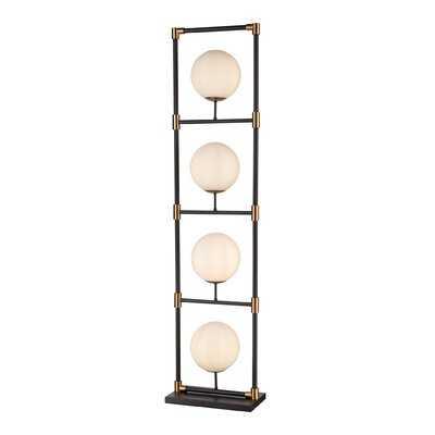 """Warroad 59"""" Traditional Floor Lamp - AllModern"""