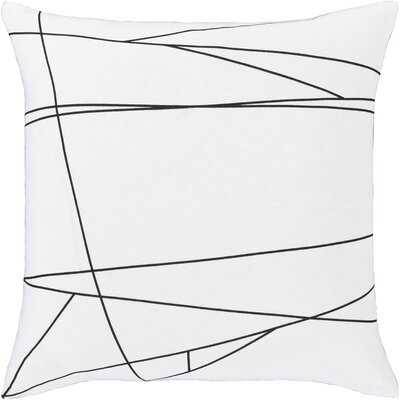 Trommald Cotton Throw Pillow - AllModern