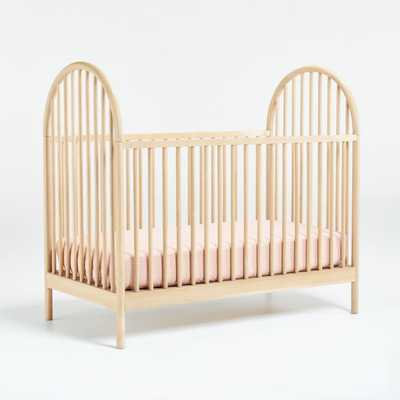 Canyon Spindle Crib - Crate and Barrel