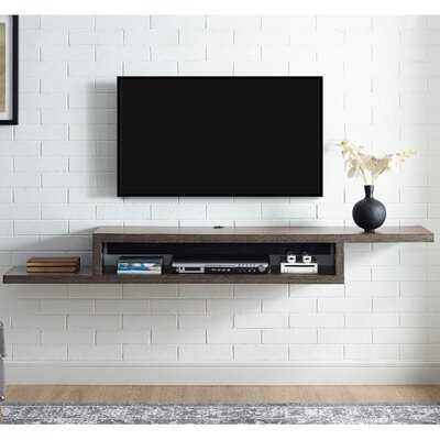 "Sroda Floating TV Stand for TVs up to 65"" - Wayfair"